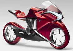 Honda V4, (2008)conceptual bike