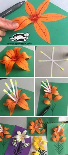 Fantastic Ideas Paper Flowers Kids If you are looking for Paper flowers kids you've come to the right place. We have collect images about Paper flowers kids including images, pictures, . Paper Flower Craft Paper Flowers For Kids Flower Crafts Paper Paper Flowers For Kids, Paper Flower Art, Paper Flower Backdrop, Paper Flower Tutorial, Flower Crafts, Spring Art Projects, Spring Crafts, Projects For Kids, Crafts For Kids