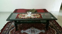 Just bought this center table