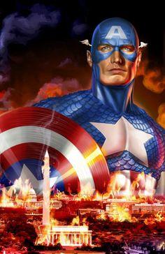 Steve Rogers (The Art Of Captain America)