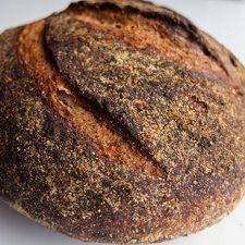 pane con farina di grano saraceno Pizza E Pasta, Buckwheat, Food Items, Pain, Bread Recipes, Banana Bread, Homemade, Meals, Cooking