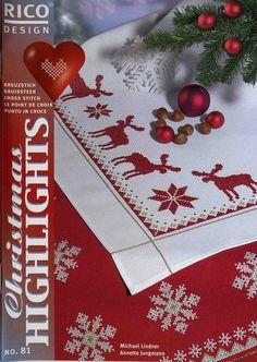 Xmas Cross Stitch, Cross Stitch Books, Beaded Cross Stitch, Cross Stitch Borders, Cross Stitching, Cross Stitch Embroidery, Cross Stitch Patterns, Cross Stitch Christmas Ornaments, Christmas Embroidery