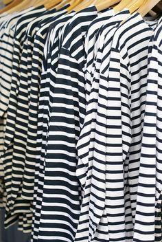 Stripes! Stripes! and more stripes.