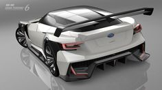 The Subaru Viziv GT Vision Concept Is Hot But It Needs Moar Rally Car