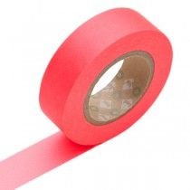 Masking Tape Corail Fluo