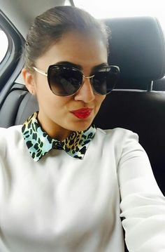 Nazriya Nazim Recent Selfie from America