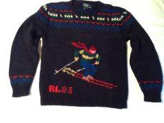 Vintage-Ralph-Lauren-Polo-1983-Skier-Sweater