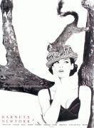 Barney's New York, S/S 1992 Photographer : Steven Meisel Model : Linda Evangelista Steven Meisel, Linda Evangelista, Barneys New York, Vintage Ads, Style Icons, Editorial Fashion, Supermodels, Black And White, Beauty