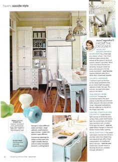 what started it all for our kitchen.. Love everything Erika creates!  kitchen love