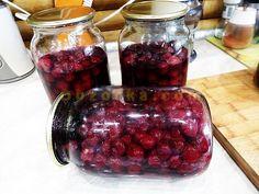 Консервированная вишня без сахара - рецепт для диабетиков
