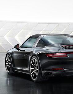 Porsche Sports Car, Porsche Cars, Porsche Modelos, Porsche 911 Targa, Gt Cars, Car Wallpapers, Sexy Cars, Car Car, Motor Car