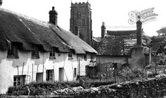 Old Cleeve, c.1955, from Francis Frith
