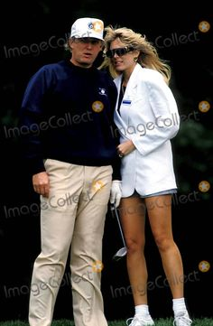 Sd0622 Buick Pro Am Classic Donald Trump and Marla Maples Photo By:adam…