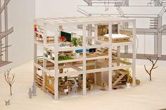 japan-architects.com: 7組の建築家による「MAKE HOUSE 木造住宅の新しい原型展」レポート