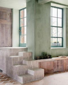 Home Decor Inspiration home decor home inspiration furniture lounges decor bedro… – High Quality Marble Kitchens Chill, Green Furniture, Exterior Paint Colors, Balcony Design, Mid Century Modern Design, Minimalist Decor, Inspired Homes, White Walls, White Wood