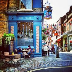HAMSTEAD STREET, LONDON