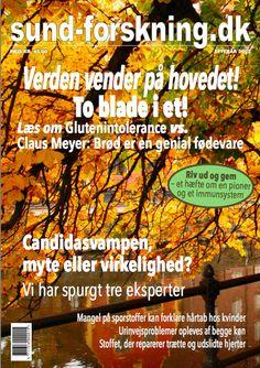 Med eller uden gluten | Sund-forskning.dk