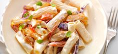 Sweet Chilli Philly with Roasted Pepper Pasta