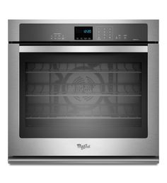 Whirlpool WOS92EC0A 30 Gold Series 5.0 Cu. Ft. Wall Oven with TimeSavor Ultra
