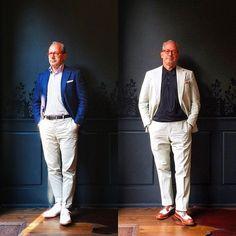 Summer styles, Alden x Leffot
