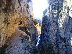 congost mont rebei.... Excursió i com arribar-hi.