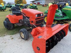 Ariens Lawn Tractor H 16 with Tiller Weights Chain Ariens