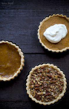 Thanksgiving Pie Tarts