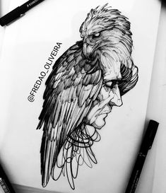 Фотография tattoos tattoo sketches, tattoo drawings и tattoo designs. Sketch Style Tattoos, Tattoo Sketches, Art Sketches, Eagle Tattoos, Leg Tattoos, Body Art Tattoos, Viking Tattoos, Tattos, Owl Tattoo Drawings
