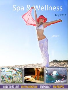 July issue. Free online magazine. Subscribe at www.islandspa.com.au