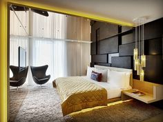 W London - Leicester Square—EWOW Suite Room
