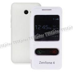 Asus Zenfone 4 Pencereli Uyku Modlu Kılıf Beyaz -  - Price : TL29.90. Buy now at http://www.teleplus.com.tr/index.php/asus-zenfone-4-pencereli-uyku-modlu-kilif-beyaz.html