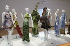 #digitalprint http://trendland.com/digital-print-fashion-at-phoenix-art-museum/
