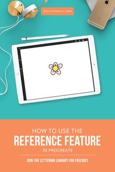how-to-use-the-reference-feature-in-procreate-pinterest