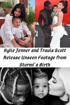 Kylie Jenner and Travis Scott Release Unseen Footage from Stormi's Birth Travis Scott, Relationships Love, Childcare, Beautiful Babies, Kids And Parenting, Kylie Jenner, Celebrity News, Rapper, Birth