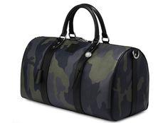 Trussardi 1911 Spring/Summer 2012 Camo Bags