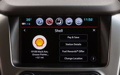 Use Chevy's in-dash system to pay for your Shell gas – Brief News