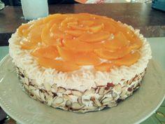 almond & peach