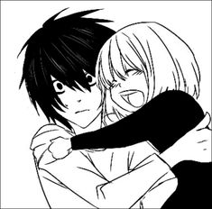 Lawliet and Mello ❤