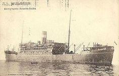 SS Mulbera was a British ocean liner owned by the British-India Steam Navigation…