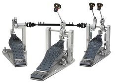 DW Drums :: Machined Direct Drive (MDD) Single and Double Bass Drum Pedals