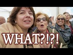 Lively Honey Fair in Galicia (Spain) with BIG Bread and Octopus - YouTube