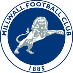 Millwall F.C Football Club Vinyl DieCut Sticker Decal FC Soccer 4 Stickers London Football, British Football, Fifa, Millwall Fc, Football Team Logos, Epl Football, Soccer Teams, Sports Logos, Gardening