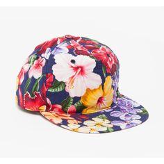 Monitaly Cap  74 Flower Power ec8524b62b25