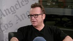 """Tom Arnold claimed recently that he had footage of Donald Trump using inflammatory language on """"The Apprentice."""" (Los Angeles Times)"""