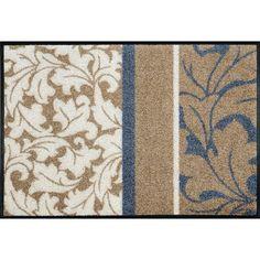 Eine rutschfeste Fußmatte mit ansprechendem Design - damit deine Wohnung immer sauber und stylisch bleibt!