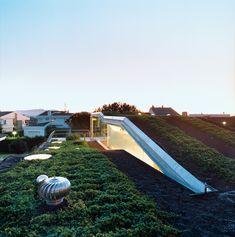#FridayFinds | Casas de bajo consumo  #Arquitectura sostenible como apuesta de reducción de la huella ecológica #inspiración