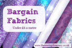 Where to buy low cost fabrics online