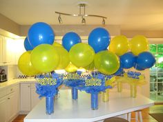 graduation centerpieces - Google Search