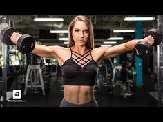 Full-Body Finisher Workout   Sarah Hunsberger, NPC National Bikini Champion