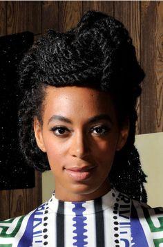 Solange Marley Braids